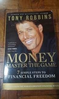 For Sale Money Master The Game 7 Simple Steps to Financial Freedom Author: Tony Robbins Softbound (BRAND NEW COPY)