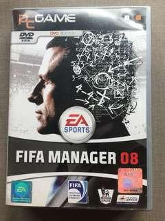 PC Game FIFA MANAGER 08