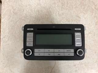福士車 原廠 CD 機