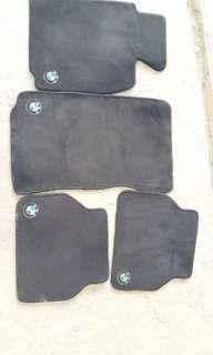 BMW E39 Original Floor Mats
