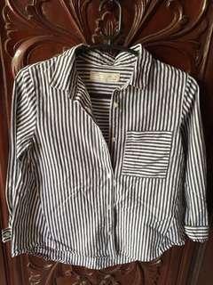 8T Zara girls long sleeves
