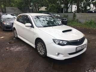 Subaru ver 10 2.0A turbo