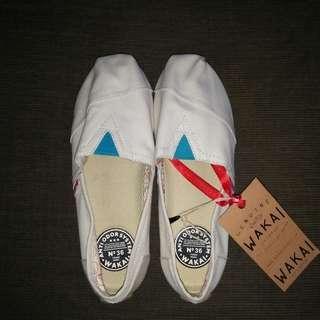 Wakai Shoes / Sepatu Wakai Original