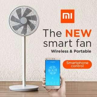 Xiaomi Mijia Smart Standing Fan WiFi Control MI Home App With Natural Wind and 4 Speed DC Motor