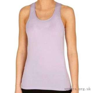 🚚 CO Body Lilac Padded Yoga Top