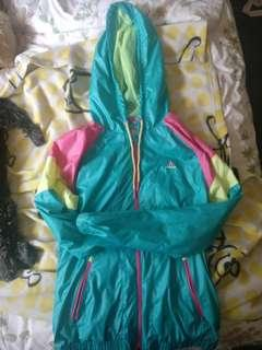 Authentic Adidas spray jacket