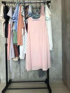 Fayth Brooke dress pink