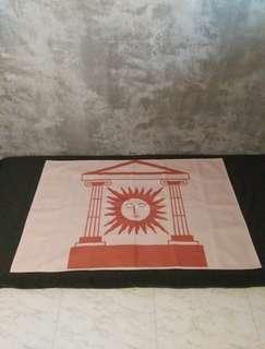 Greek/Roman Tapestry Sofa Throw