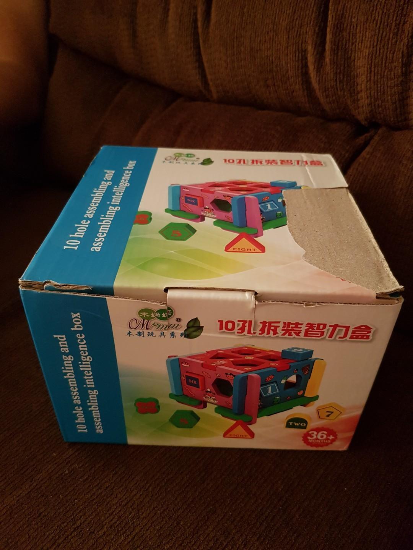 10 hole assembling and assembling intelligence box
