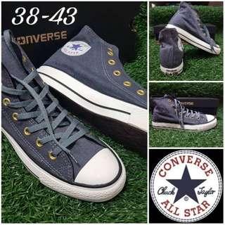 974d6bbecd Converse Premium Grey HI