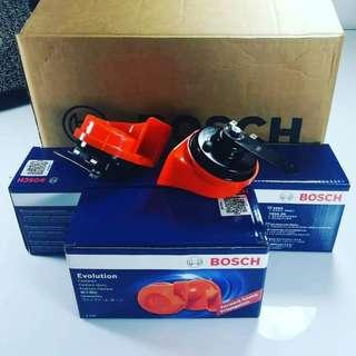 ORIGINAL EVOLUTION BOSCH HORN ALL CARS
