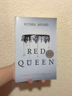 The Red Queen by Victoria Aveyard