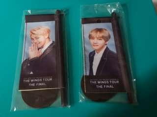 WTS BTS Wings final Flag - V & RM