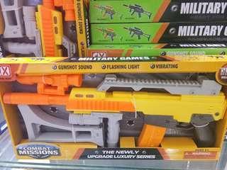Pistol combat mission