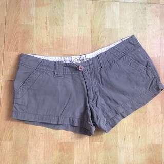 Moss Green Shorts
