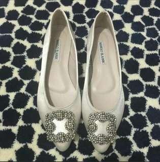 Sepatu Manolo Blahnik / Flatshoes