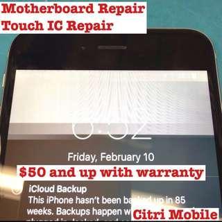 iPhone 6 Plus Touch IC Repair, Touch Disease, Phone Repair