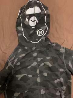 Bape Ape Head Hoodie