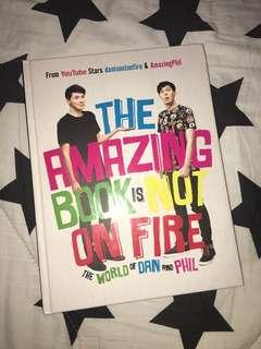 The Amazing Book is Not on Fire by danisnotonfire & AmazingPhil