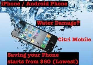 Phone MotherBoard Repair, Water Damage, Phone Repair