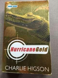 Hurricane Gold by Charlie Higson