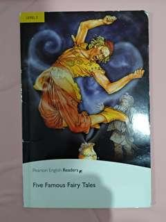 Five famous fairy tales Pearson English readers f1