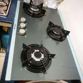 Electrolux Glass Stove Hobs