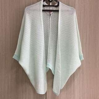 Colorbox knit cardigan