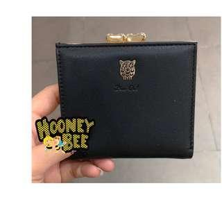Original Miniso - Dompet lipat kulit Owl series Women wallet
