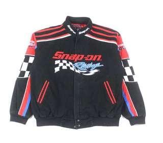 Vintage Nascar Racing Jacket