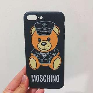 MOSCHINO Teddy Bear iPhone 7+ Premium Case