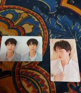 BTS Jin Official Pc