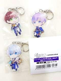 🌟Instock🌟B-project Animate cafe keychain