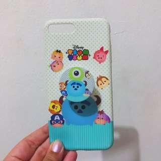 Disney Baby Tsum-tsum iPhone 7+ case & popsocket
