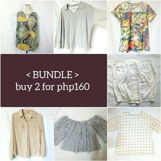LARGE Tops Bundle!! 🌸