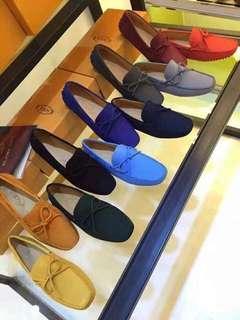 Tods Driver Loafer Shoes for Men