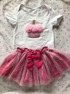 Tutu Dress size 1-3