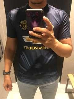 Adidas Manchester United 3rd Kit 18/19