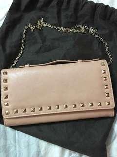 Kitson pink Bag