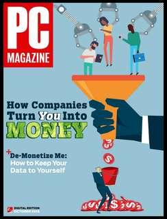 PC Magazine - Oct 2018 | English | 160 pages | True PDF | 24.3 MB
