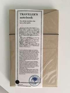 Midori Traveler's Notebook Starter Kit 日系筆記