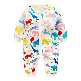 Sleep Suit Jumper Long sleeve