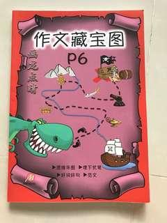 P6 Chinese Compo reference book