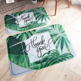 🚚 PVC outdoor mat / free delivery