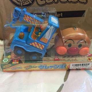 Anpanman Remot Control Toy Car Truck