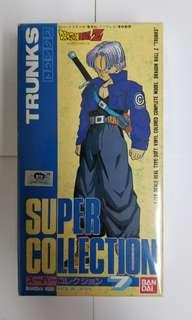 龍珠 杜拉格斯 super collection Bandai 1992年 made in japan 絕版 罕有