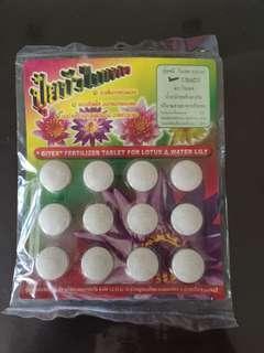Fertiliser for Lotus / Water Lily
