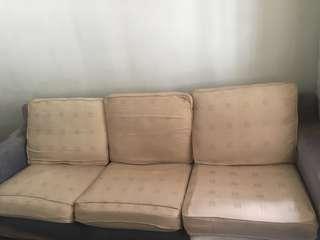 Used Sofa 3 Seater