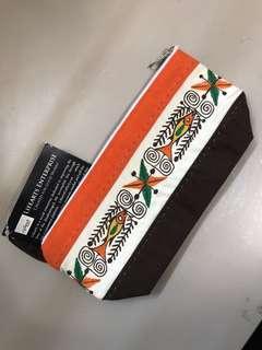 Handmade Pencil Case from Lima Peru