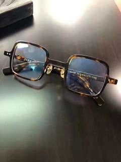 Squared celluloid glasses 方形赛璐珞眼镜框